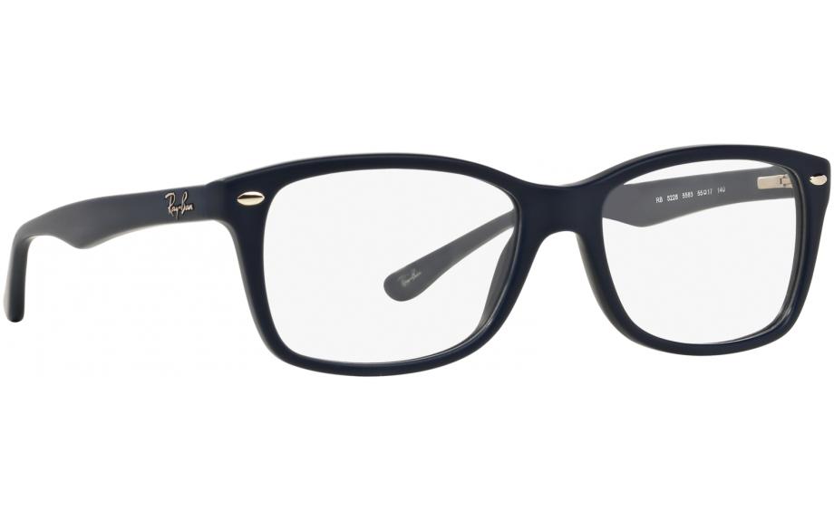 Prescription Glasses Ray Ban Rx5228 : Ray-Ban RX5228 5583 50 Prescription Glasses Shade Station