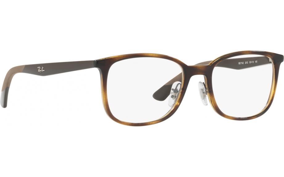 802ba3cbfa4 Ray-Ban RX7142 2012 50 Prescription Glasses