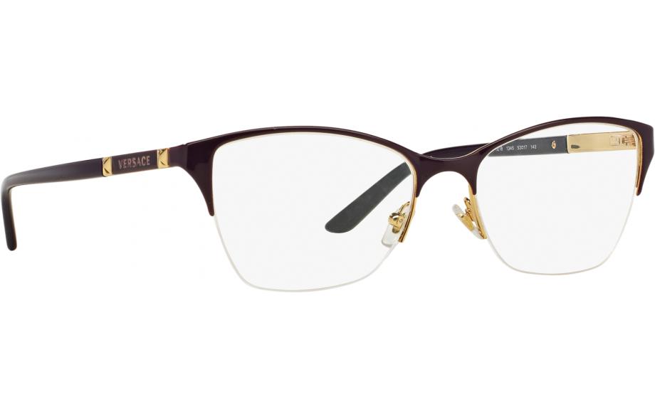 99112f718f696 Versace VE1218 1345 53 Prescription Glasses