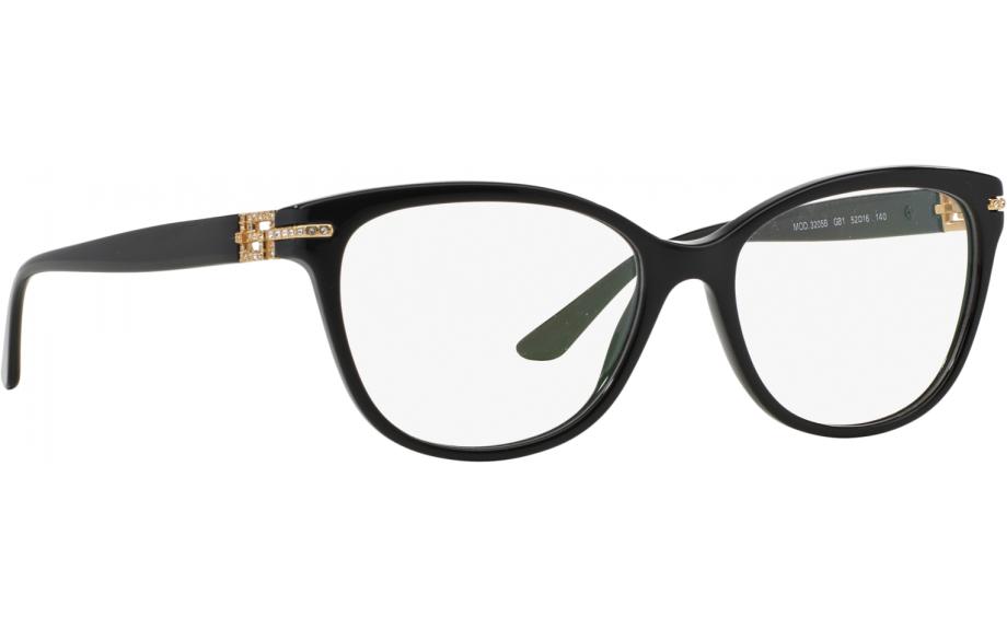 Versace VE3205B GB1 54 Prescription Glasses | Shade Station