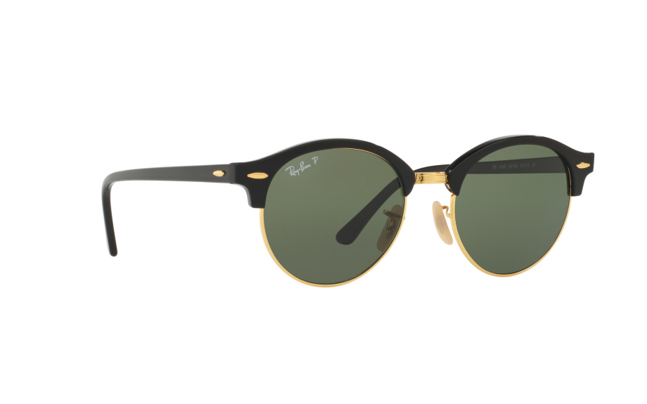 5f0ae058490 Ray-Ban Clubround RB4246 901 58 51 Sunglasses