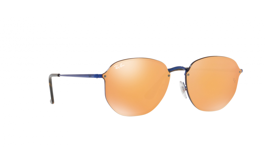 f5c30984557 Ray-Ban Blaze Hexagonal RB3579N 90387J 58 Sunglasses