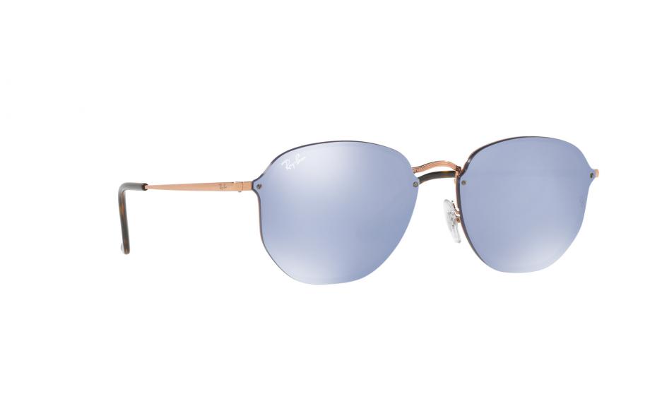 4c8c5e476f863 Ray-Ban Blaze Hexagonal RB3579N 90351U 58 Sunglasses