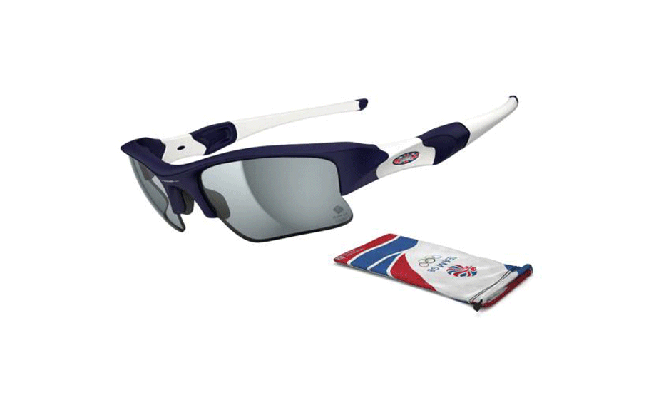 691661c8cca Oakley Team GB Flak Jacket XLJ 24-321 Sunglasses