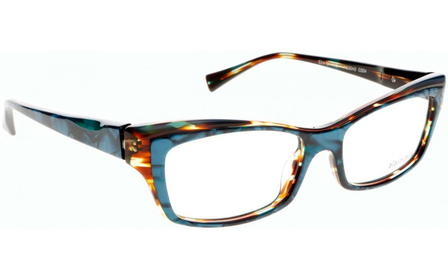 f557534c3a2 Alain Mikli A03040 C004 52 Prescription Glasses