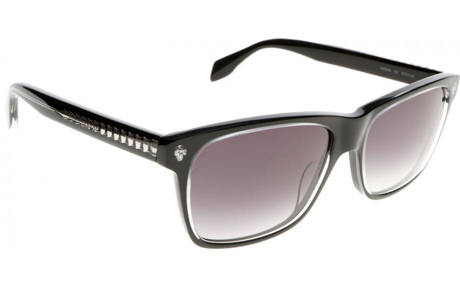 5a80d8e483 Alexander McQueen AM0025S 001 57 Sunglasses