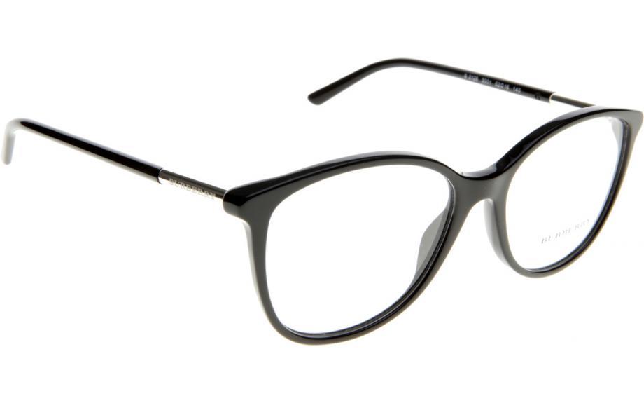 Burberry Reading Glasses Frames : Burberry BE2128 3001 52 Prescription Glasses Shade Station