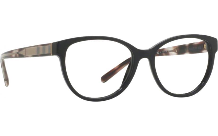 Burberry Reading Glasses Frames : Burberry BE2229 3001 52 Prescription Glasses Shade Station