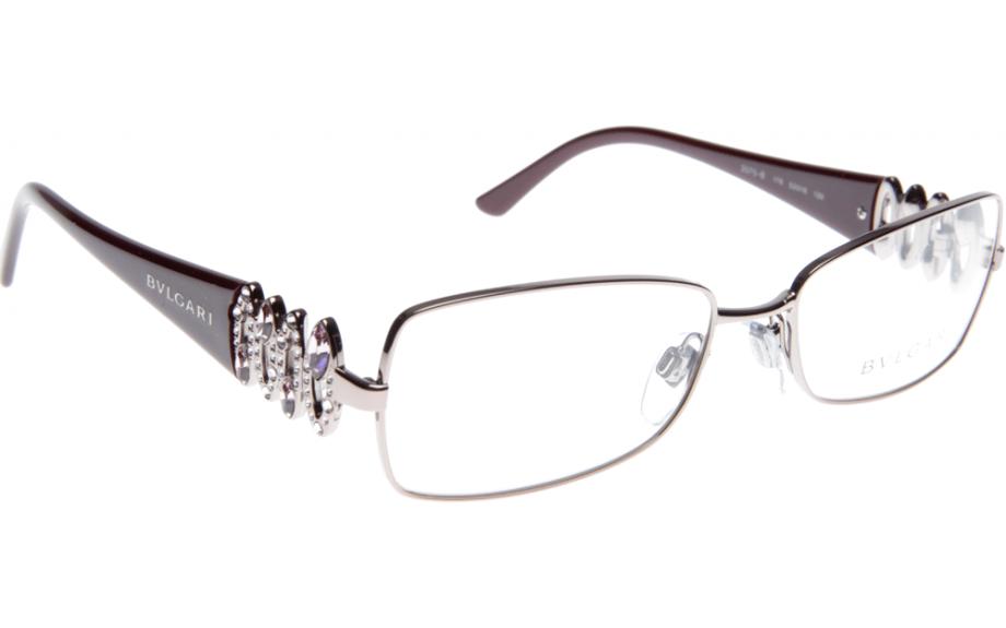 BVLGARI BV2075B 176 52 Prescription Glasses Shade Station