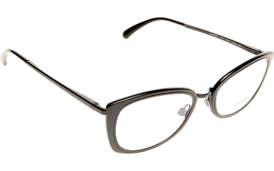 chanel ch2171 c101 51 prescription glasses shade station