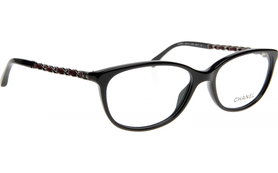Chanel Prescription Glasses Frame : Chanel CH3221Q 1282 51 Prescription Glasses Shade Station