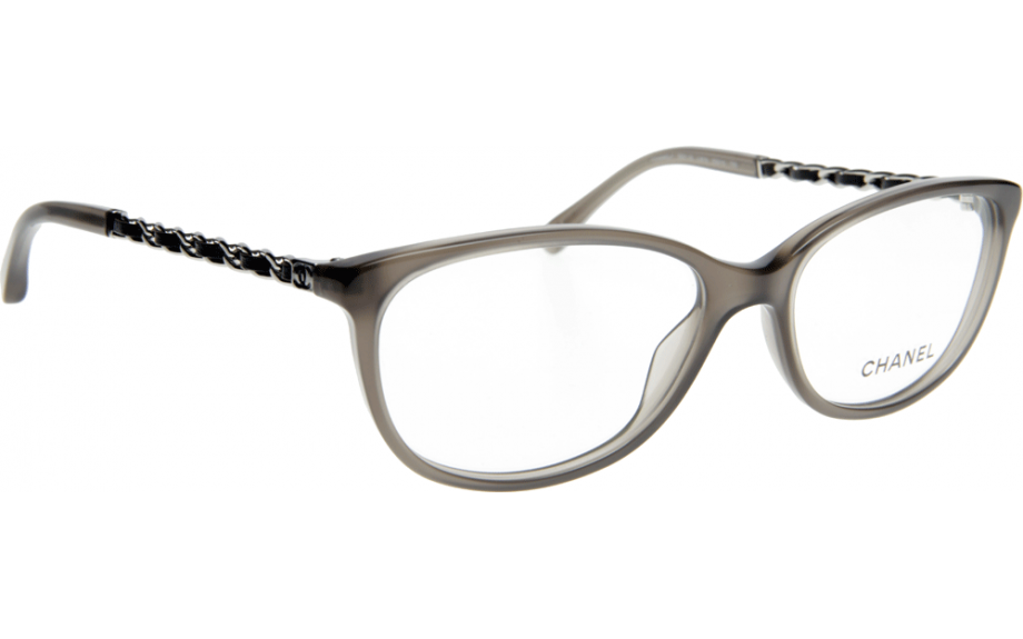 Chanel Prescription Glasses Frame : Chanel CH3221Q C819 53 Prescription Glasses Shade Station