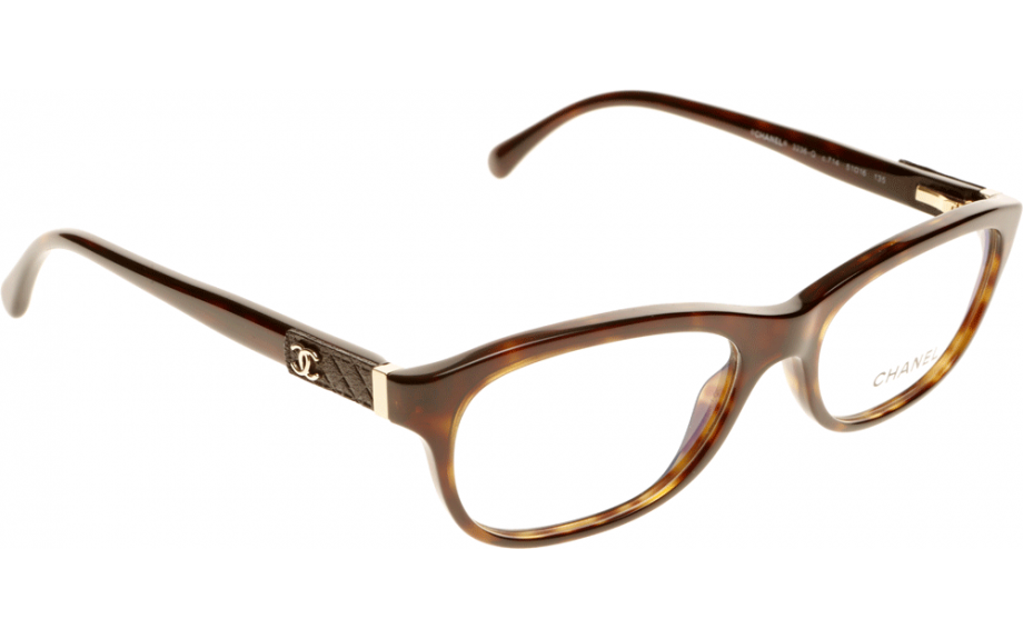 Chanel Prescription Glasses Frame : Chanel CH3236Q C714 53 Prescription Glasses Shade Station