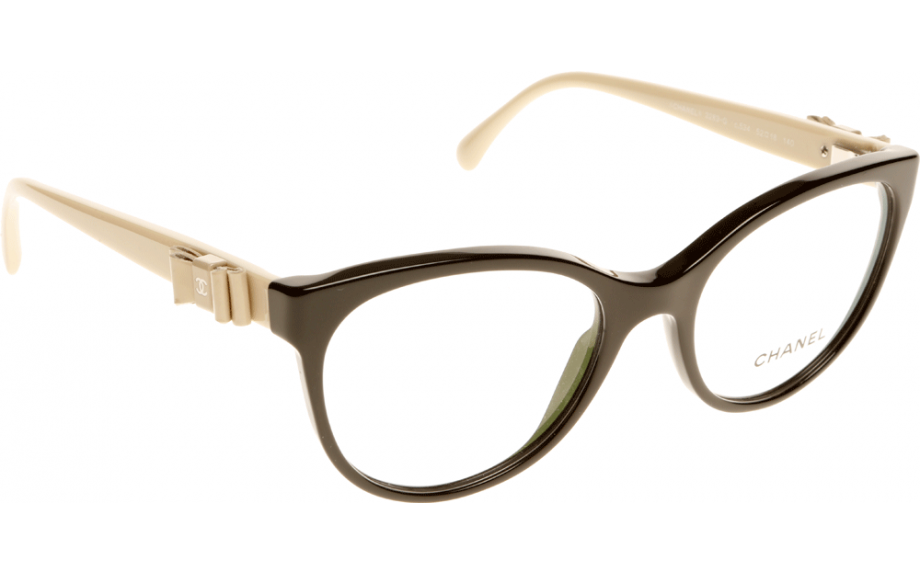 Chanel Prescription Glasses Frame : Chanel CH3283Q C534 52 Prescription Glasses Shade Station