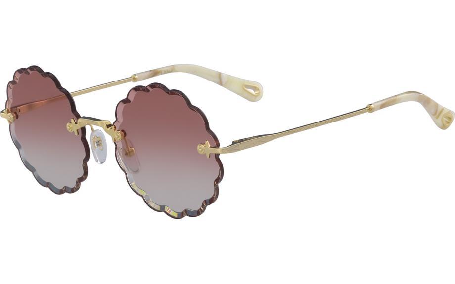 40434ab92cccb Chloé Rosie Petite Flower CE142S 823 53 Sunglasses