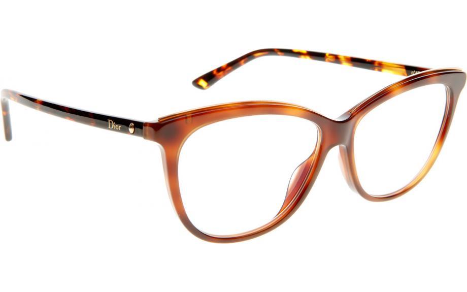b3e54dbbbd40 Dior MONTAIGNE 49 SX7 LT 53 Prescription Glasses