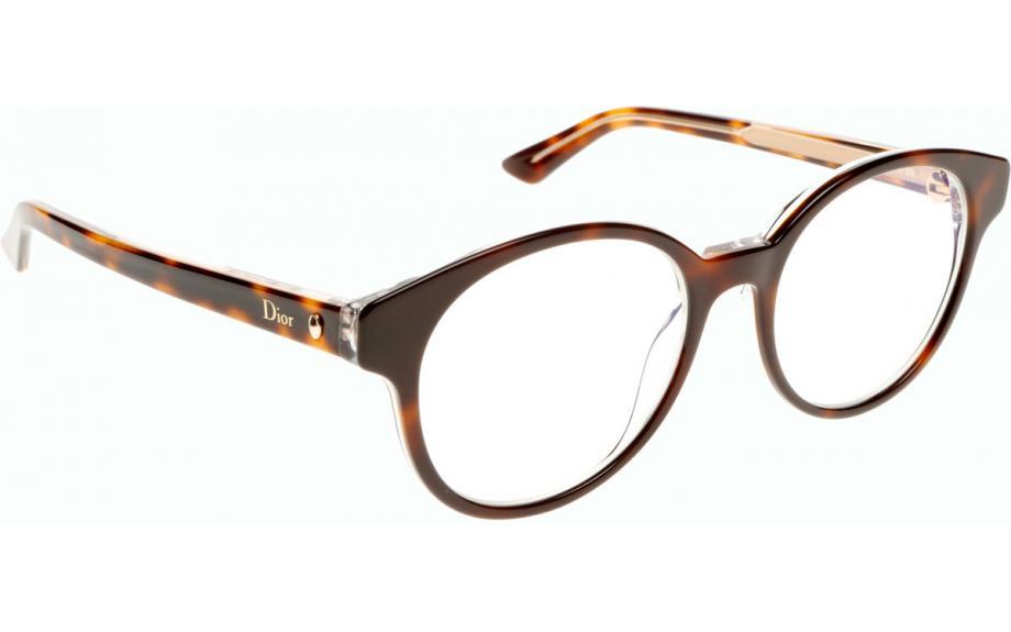Dior Eyeglass Frames 2016 : Dior Montaigne 9 G9Q 51 Prescription Glasses Shade Station