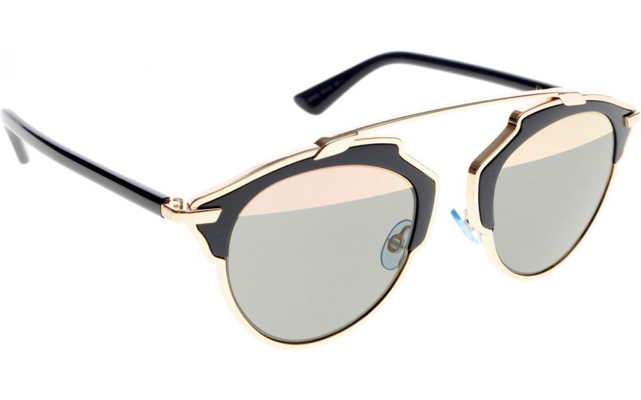 07b2aa98536d Lens  Grey and silver mirror. Sunglasses. Dior So Real. Was  £335.00 Now  £232.75. In Stock