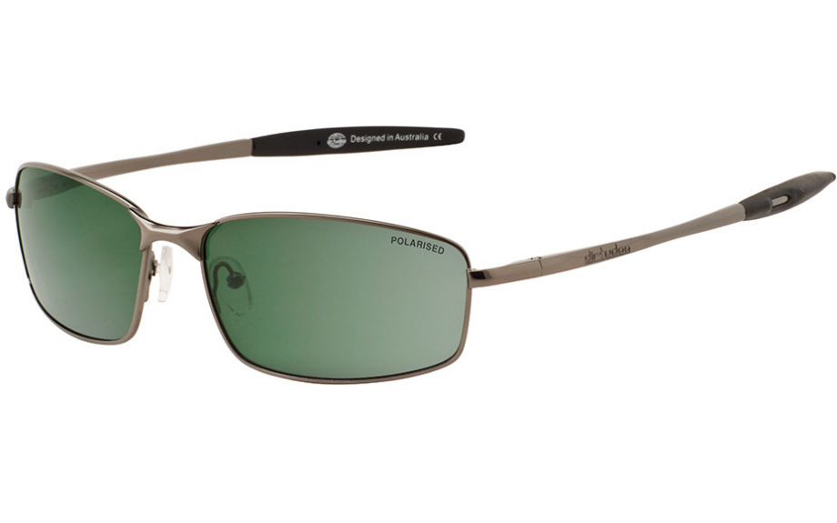 Dirty Dog Goose Sunglasses - Gunmetal/Green rAOqRpu6Hs