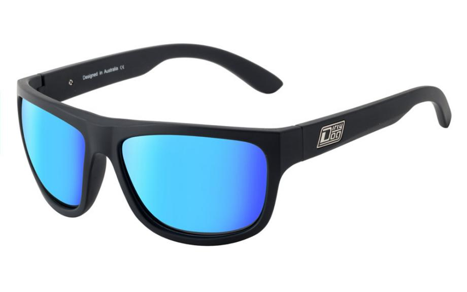 a83e2b3b11d Frame  Black. Lens  Grey polarised. Sunglasses. Dirty Dog Volcano. Was   £44.99 Now £40.60. In Stock