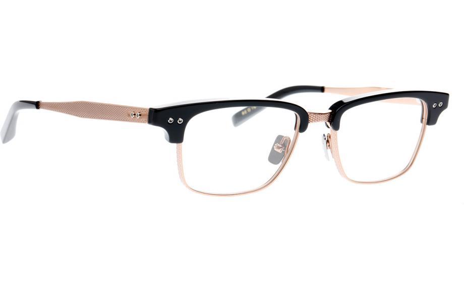9180c8909b6 Dita Statesman Three DRX-2064-F-BLK-RGD 52 Prescription Glasses ...