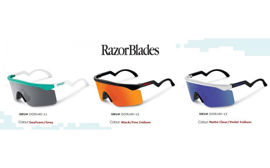 e565665781 new zealand oakley razor blade sunglasses 6bd54 c151d