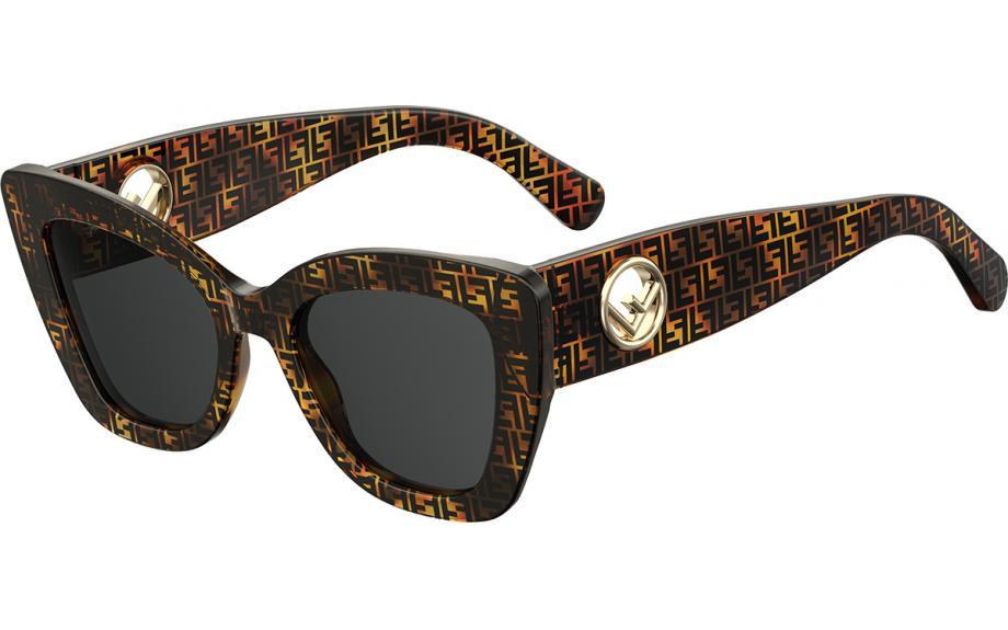 e0e40684c5 Fendi F IS FENDI FF0327 S 086 IR 52 Sunglasses