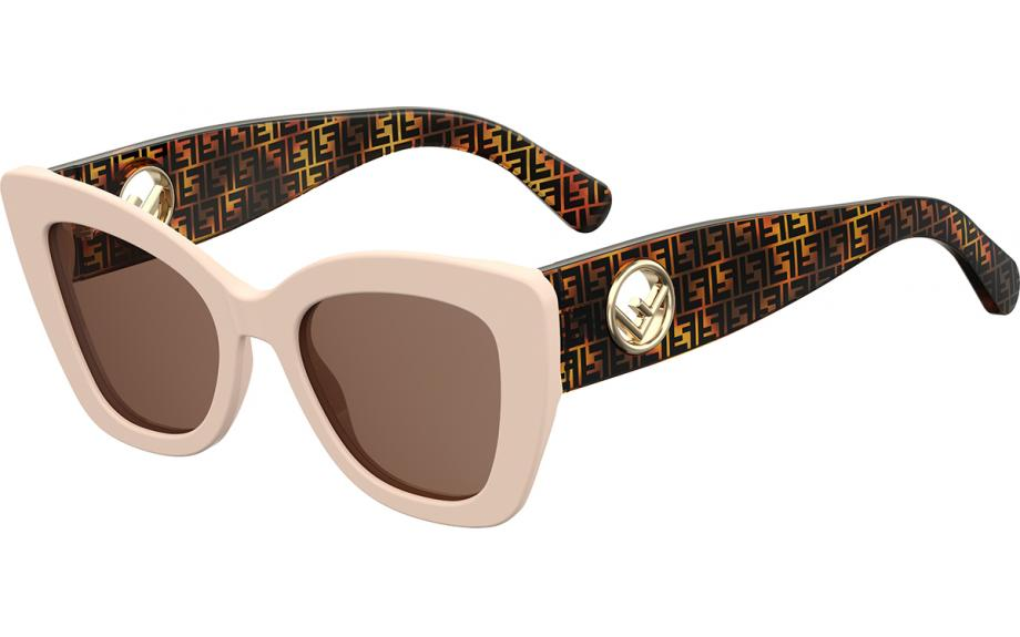8c6940291cd8 Fendi F is Fendi FF0327 S VK6 70 52 Sunglasses