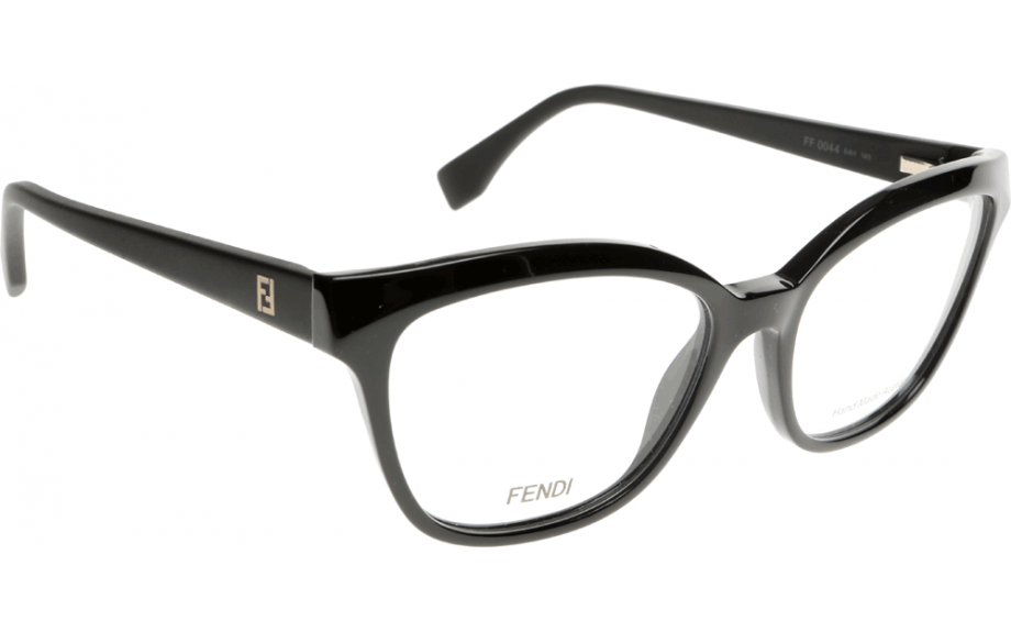 fendi eyewear 5e6p  Prescription Fendi Micrologo Glasses