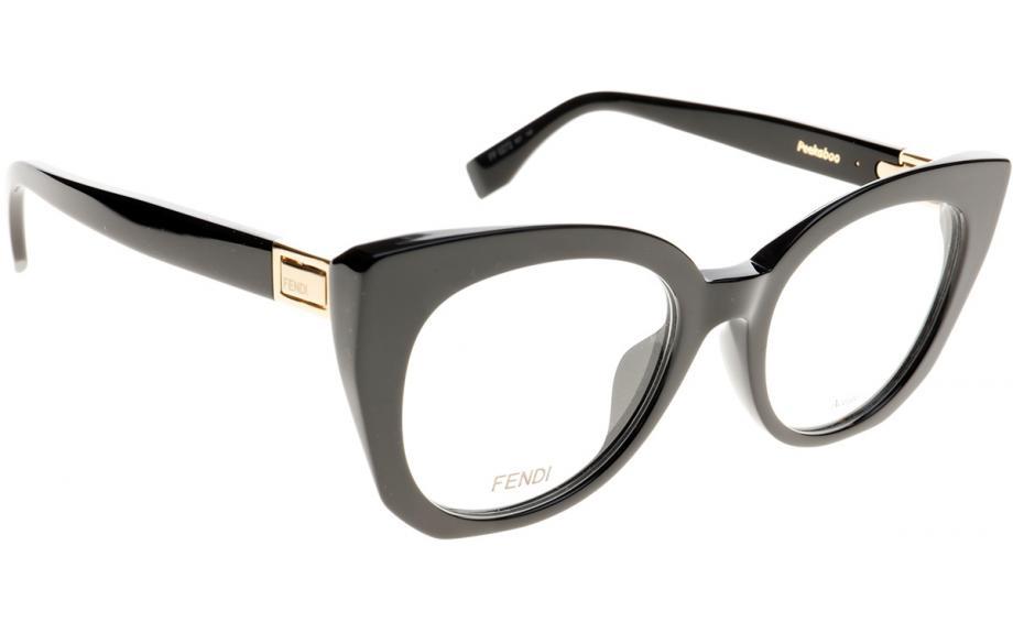 Fendi Peekaboo FF0272 807 50 Prescription Glasses | Shade Station