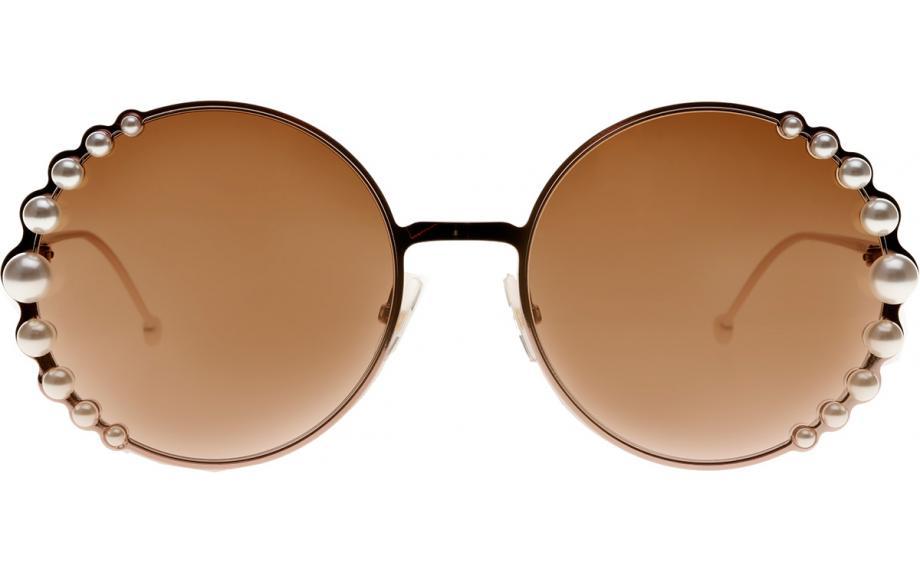 7a917ff376ef7 Fendi Ribbons and Pearls FF0295 S 35J 58 Prescription Sunglasses ...