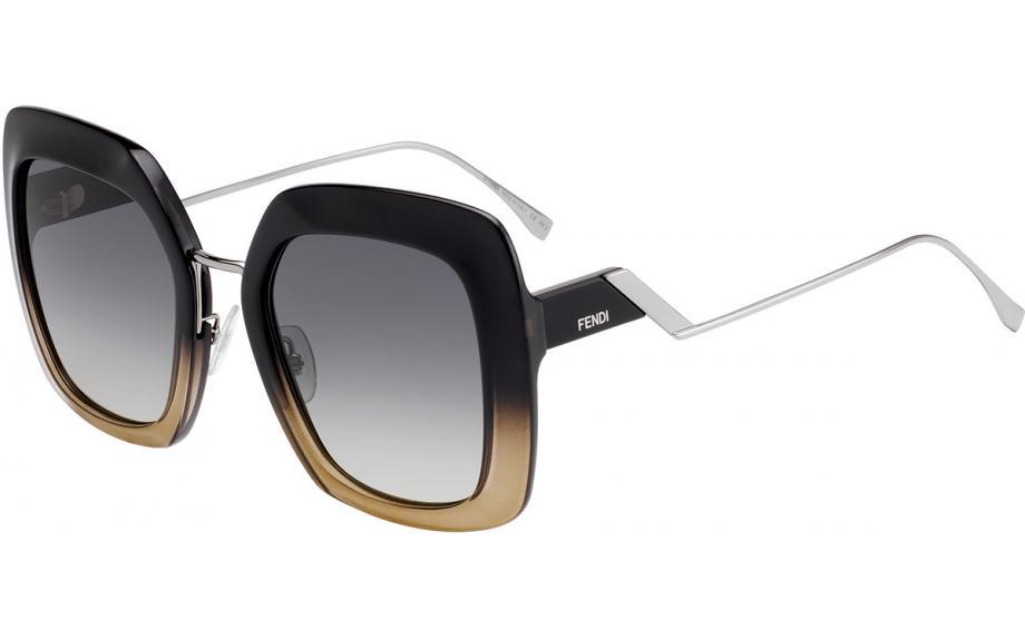 da549d93470f0 Fendi TROPICAL SHINE FF0317 S 7C5 PR 53 Sunglasses