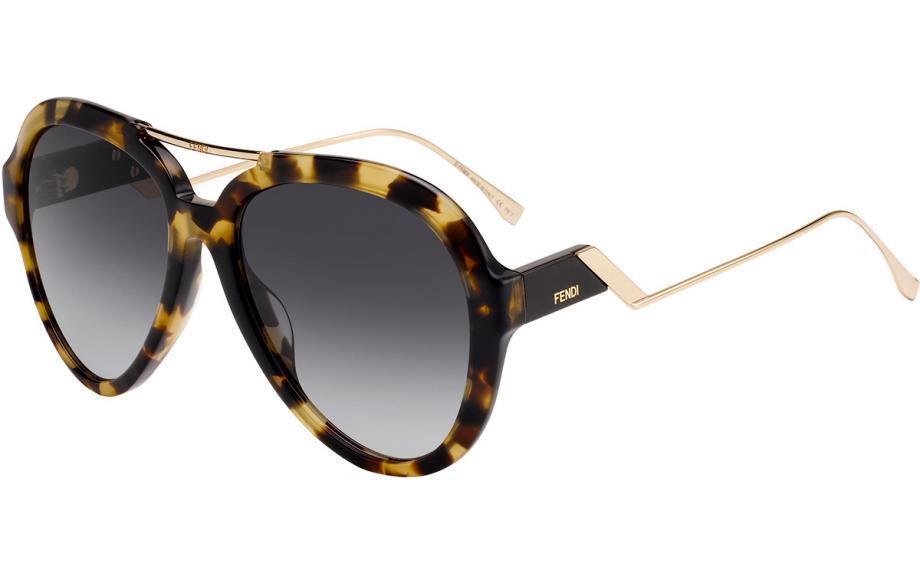ad4cec6e25fda Fendi TROPICAL SHINE FF0322 G S 086 9O 58 Sunglasses