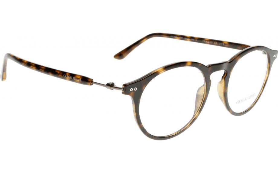 555f01422 Giorgio Armani AR7040 5089 48 Prescription Glasses | Shade Station