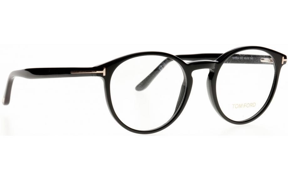 13ab9be4d24 Tom Ford FT5524 001 49 Prescription Glasses