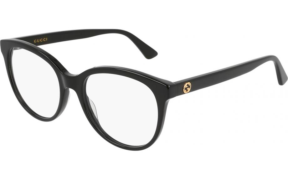603d845df94 Gucci GG0329O 001 53 Prescription Glasses