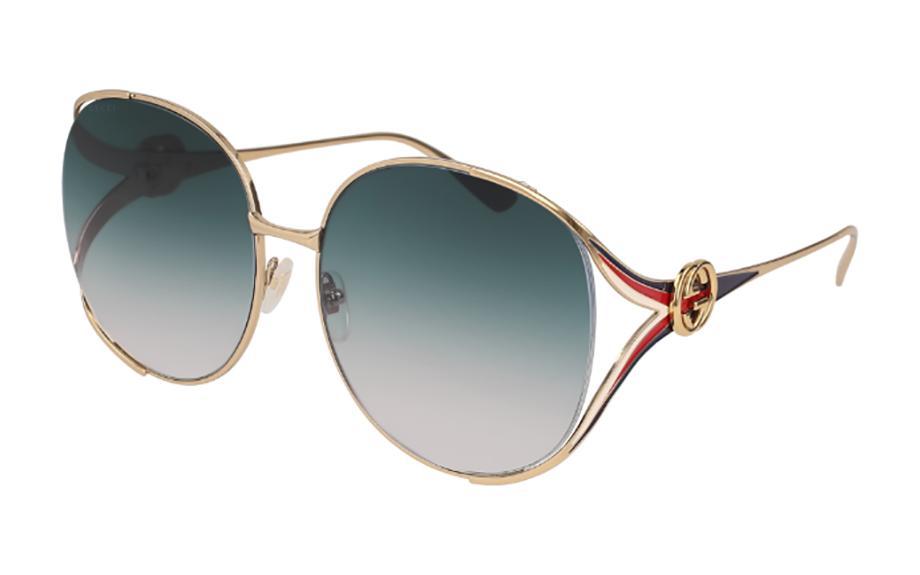 da20b22f106 Gucci GG0225S 004 63 Prescription Sunglasses