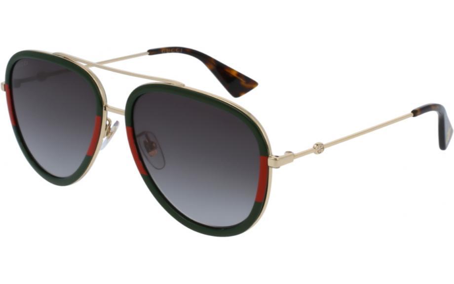 76cbda21750 Gucci GG0062S 003 57 Sunglasses