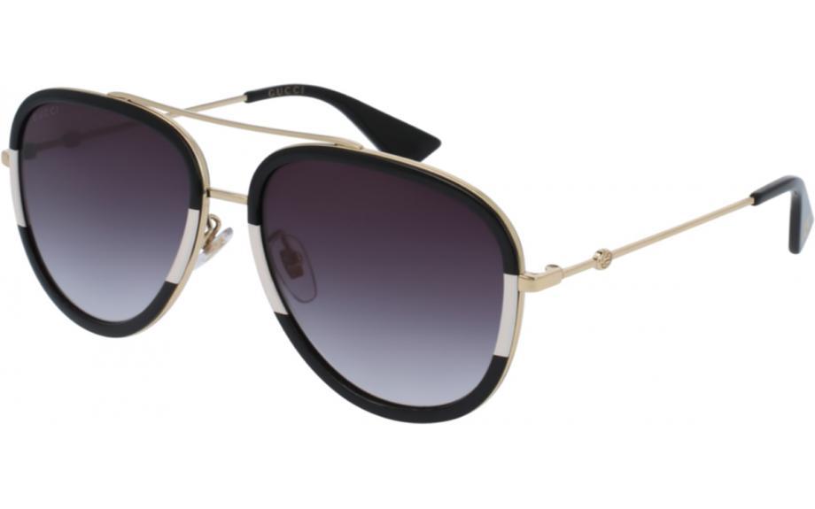 46a8a96cd8 Gucci GG0062S 006 57 Sunglasses