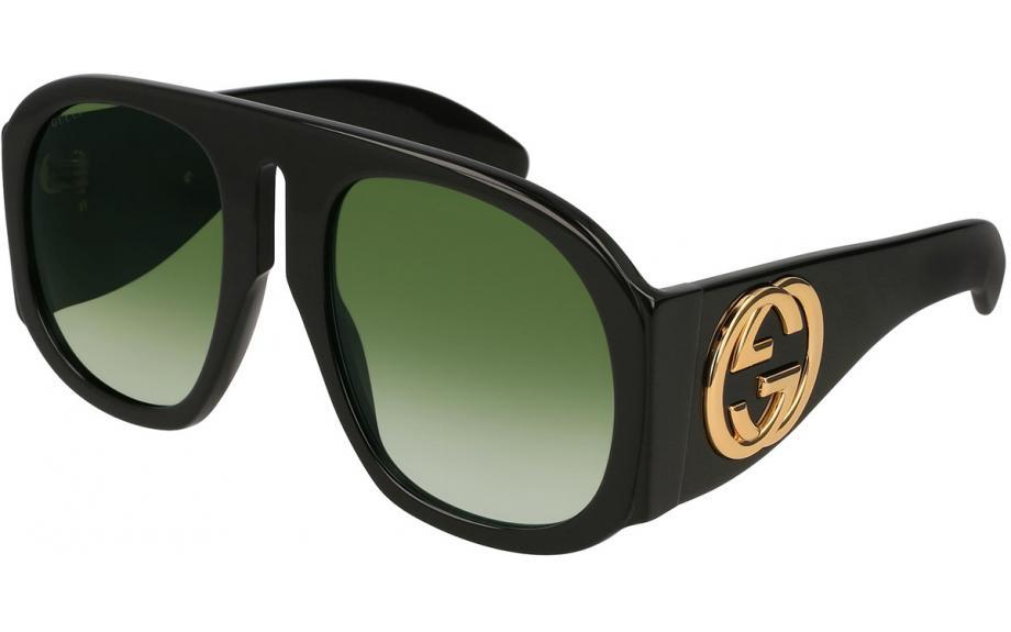 cb8bffafe1 Gucci GG0152S 002 57 Sunglasses
