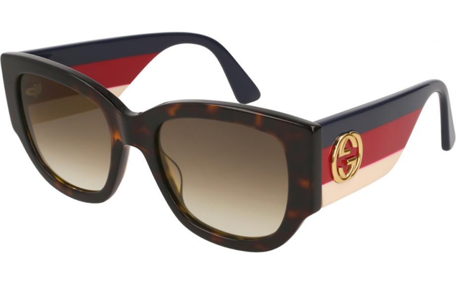 3f9b786230 Gucci GG0276S 002 53 Prescription Sunglasses