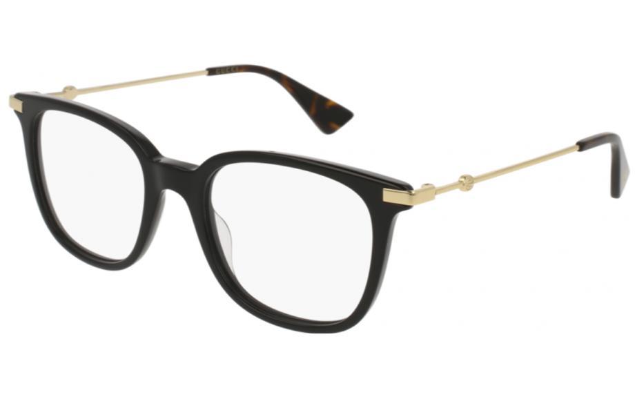 1cb7603cf48 Gucci GG0110O 001 49 Prescription Glasses