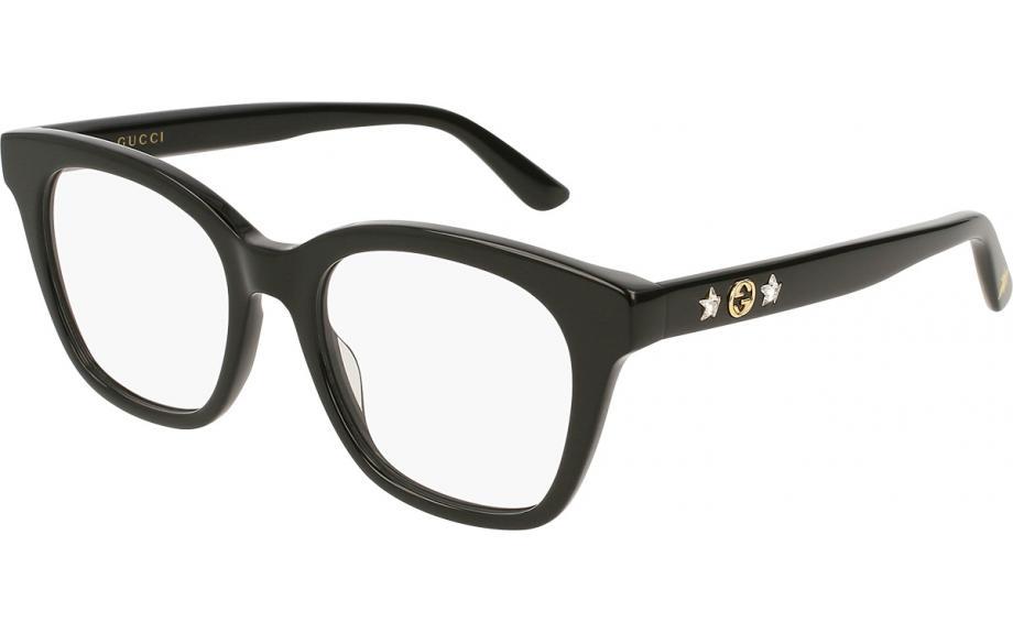 eb578c67fbe Gucci GG0349O 001 49 Prescription Glasses