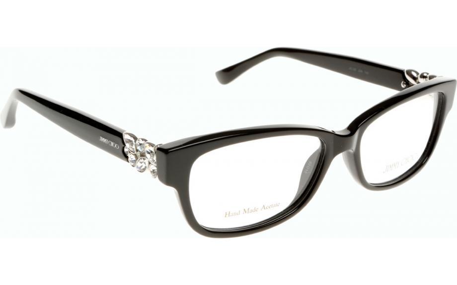 Jimmy Choo Prescription Eyeglass Frames : Jimmy Choo JC125 29A 52 Prescription Glasses Shade Station