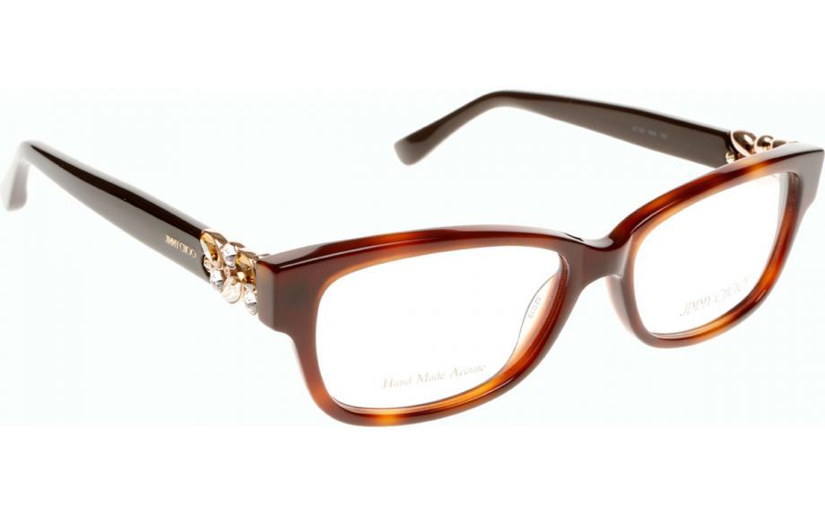 7ff34a3e54 Jimmy Choo JC125 9N4 52 Prescription Glasses