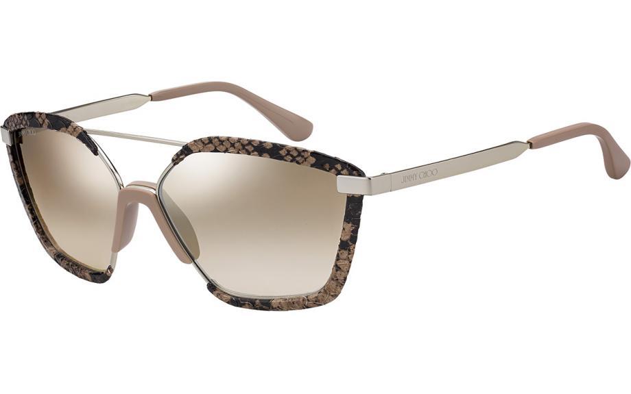 e576fc01d0663 Jimmy Choo LEON S 35J NQ 61 Sunglasses