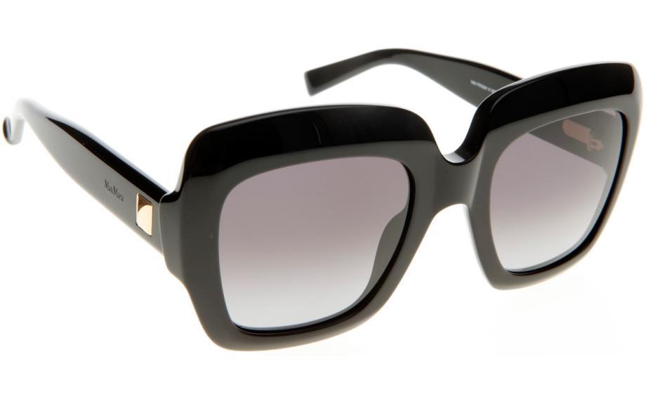 Max Mara MM Prism VI Sonnenbrille Schwarz 807 52mm PWhdLV7jc