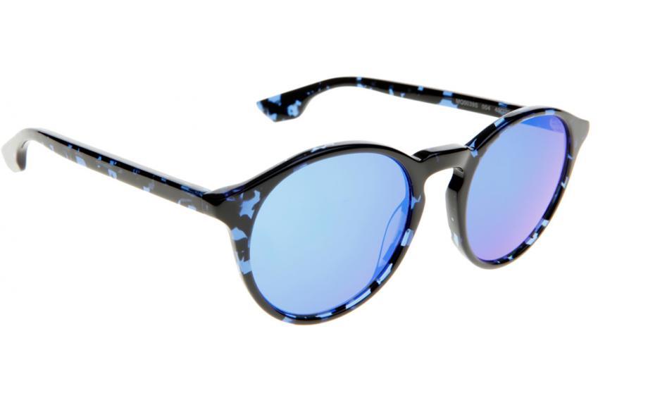a80e7a5732b McQ by Alexander McQueen MQ0039S 004 49 Sunglasses