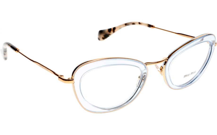 Miu Miu MU 52NV TWL101 51 Prescription Glasses   Shade Station