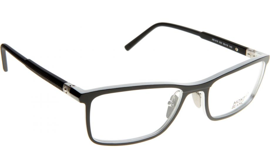 aa2db813ba Mont Blanc MB0616 002 55 Prescription Glasses